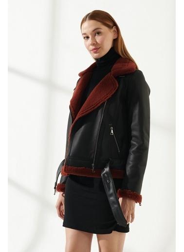 Black Noble Ceket Kiremit